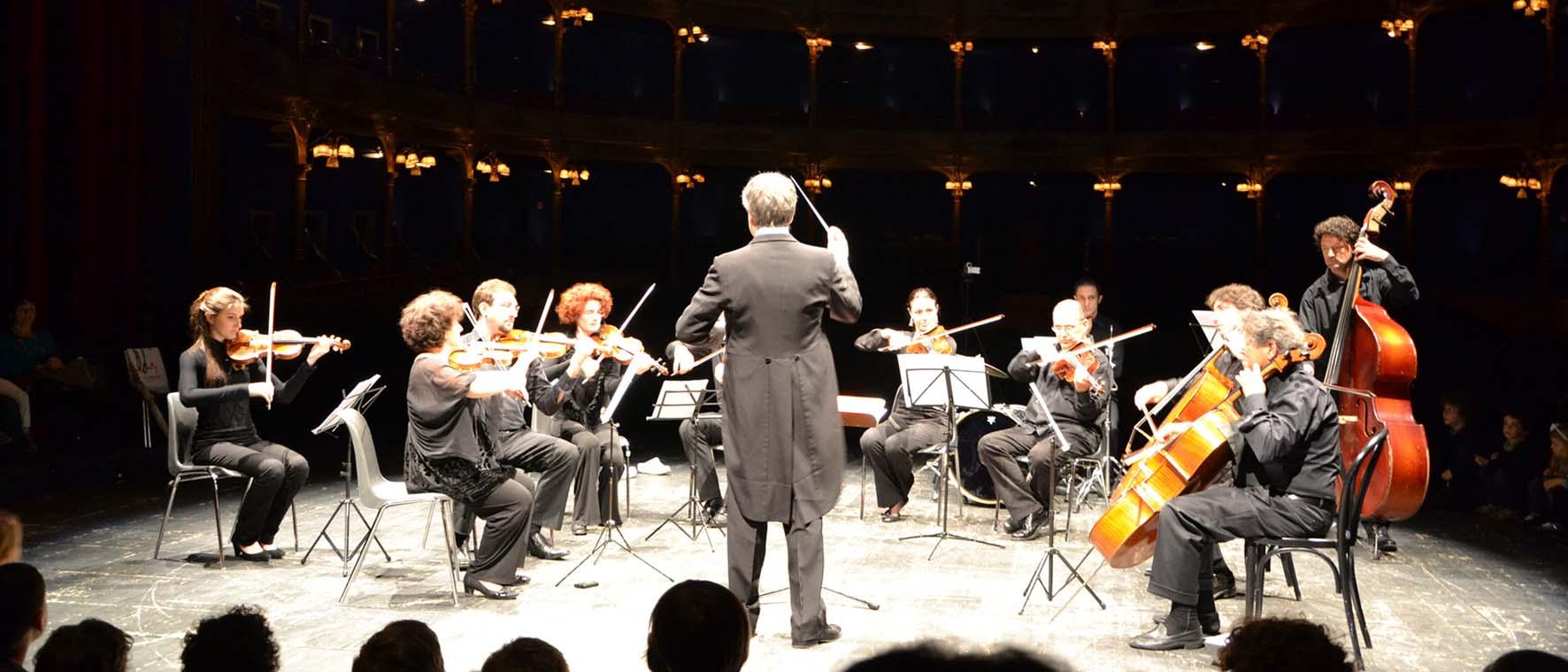 Orchestra da camera del FVG Trieste Politeama Rossetti