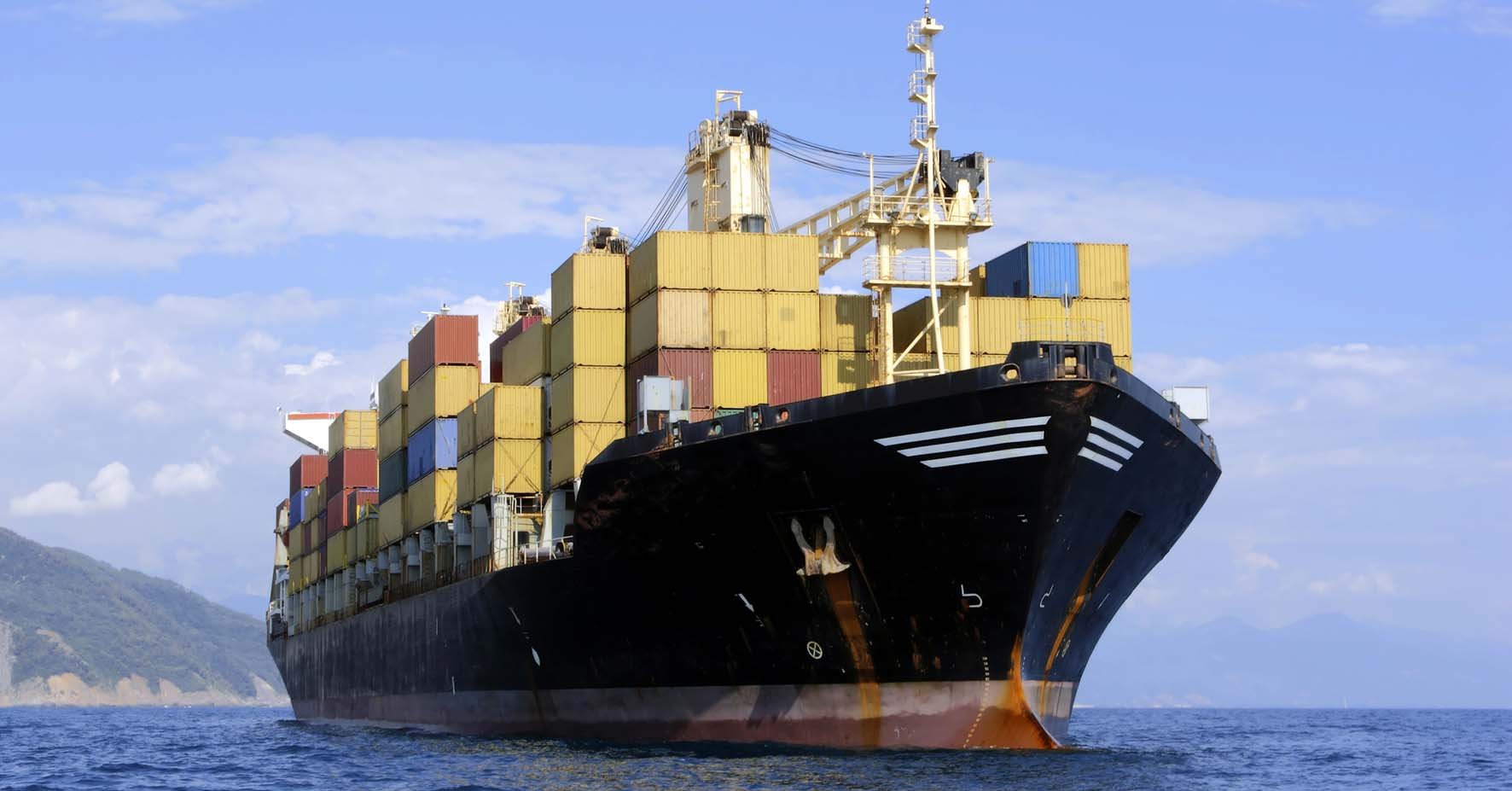 export nave container