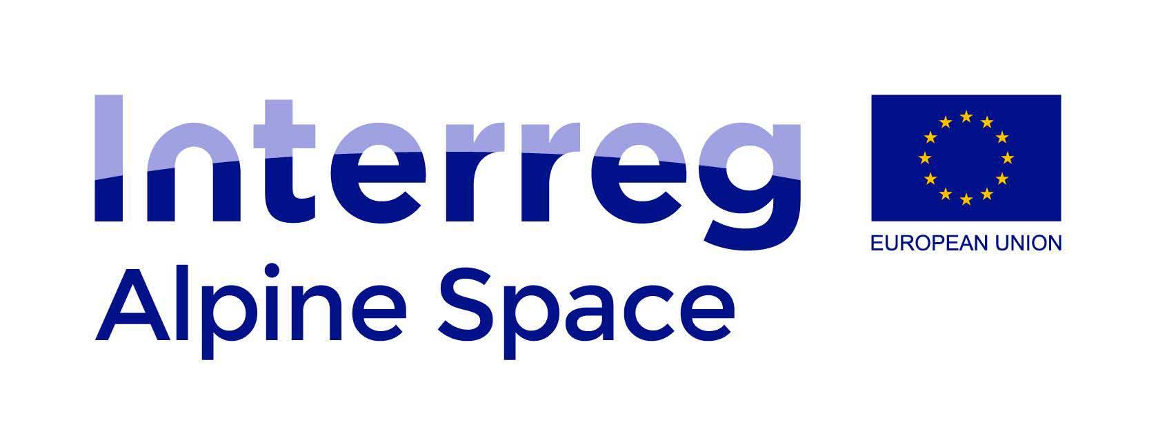 interreg space alpine logo