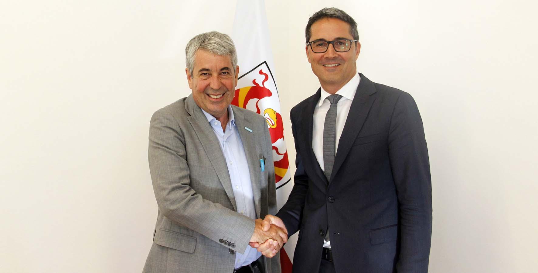 pab arno kompatscher riceve nuovo presidente assoimbrenditori federico giudiceandrea