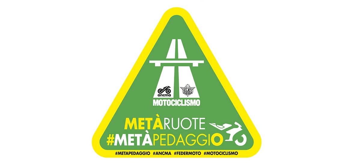 petizione motociclismo metà ruote metà pedaggio