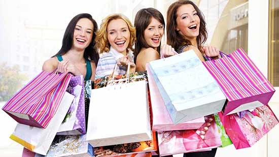 saldi svendite donne consumatrici