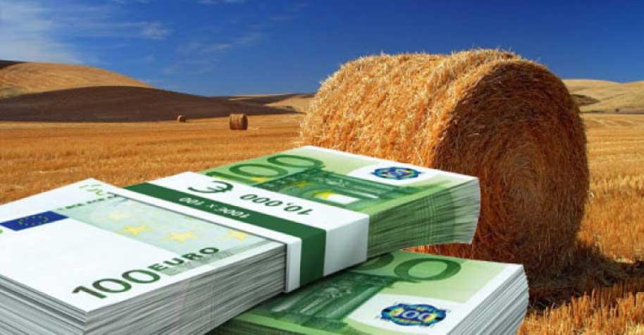 soldi finanziamenti euro agricoltura