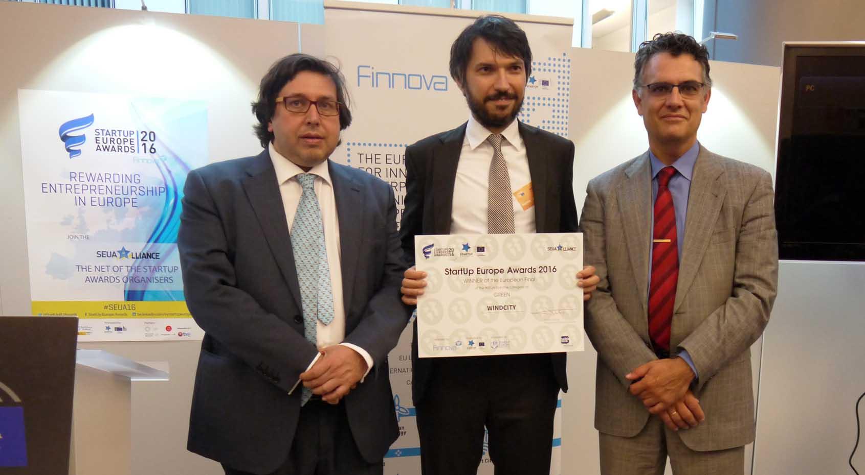 startup pale eoliche trentino sviluppo vince eurovision contest innovazione