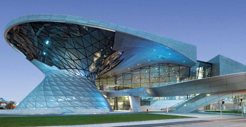 permasteelisa architettura vetro acciaio