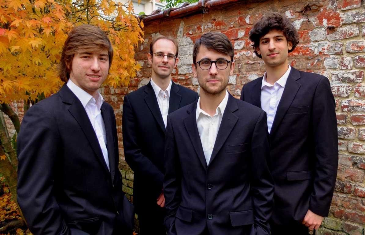 Chamber music trieste zerkalo quartet