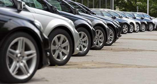 immatricolazioni auto automobili autoparco parata mercedes