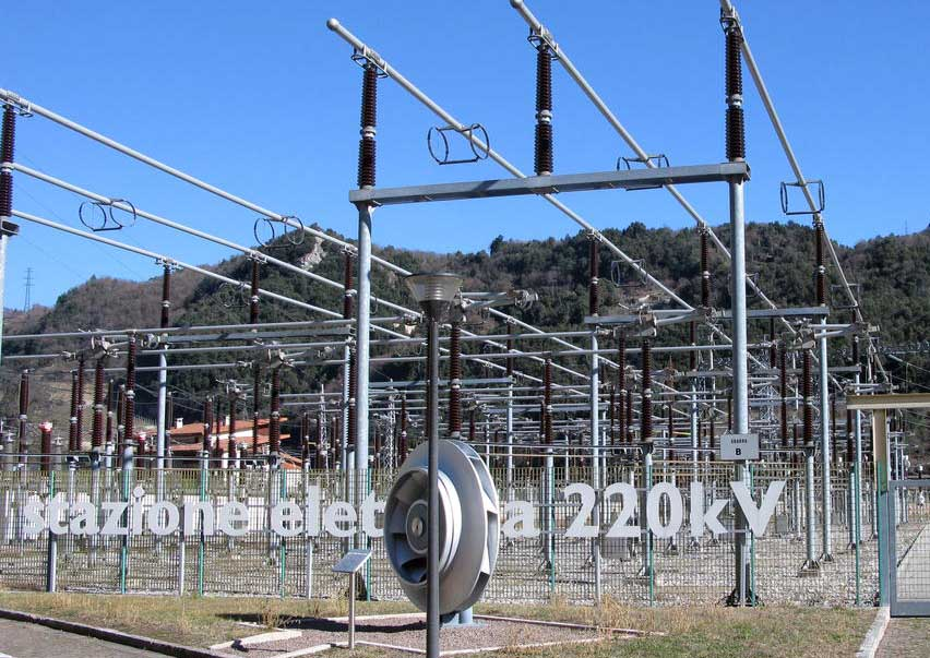 concessioni idroelettriche dolomiti energia esterno centrale santa massenza