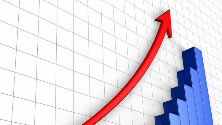 grafico indice crescita 3d