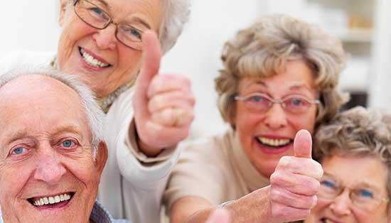 anziani terza età longevità