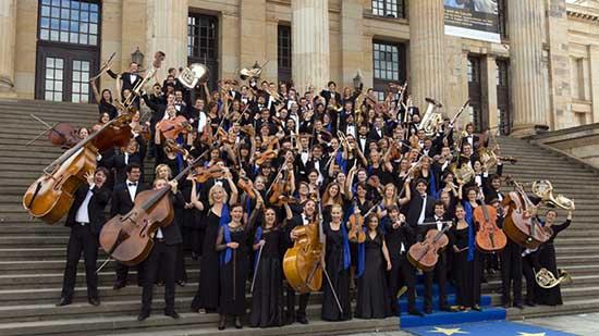 euyo orchestra giovanile europea
