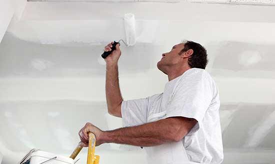 imbianchino pittore tinteggiatura pareti artigiano