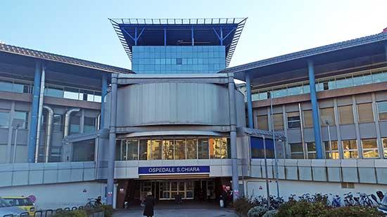 ospedale Santa Chiara Trento