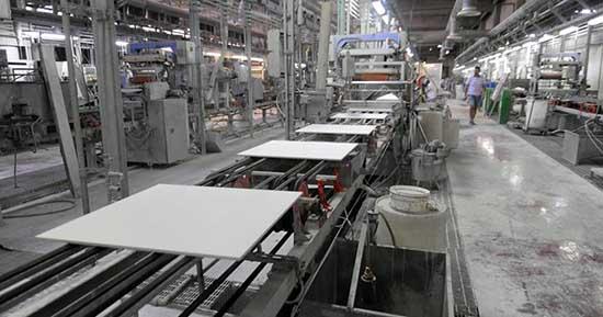 produzione piastrelle