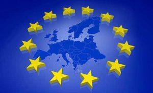 europa parlamento europeo Europa circondata da stelle