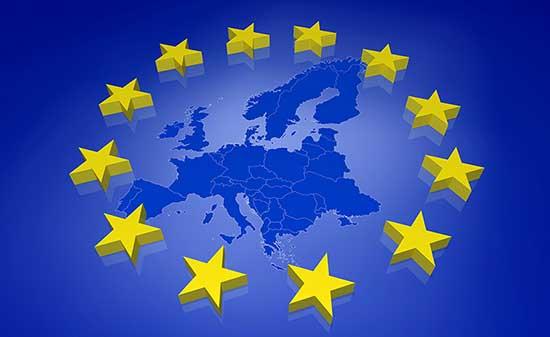 parlamento europeo Europa circondata da stelle