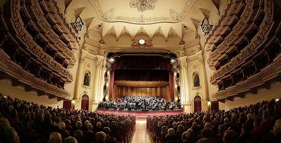 Teatro Filarmonico verona fondazione arena