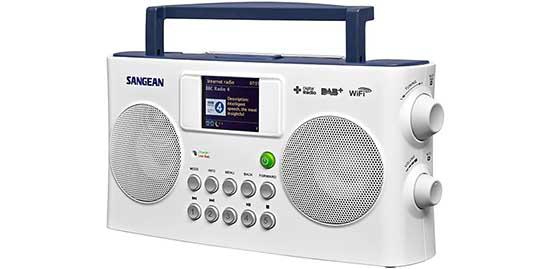 sangean radio dab wfr 29c