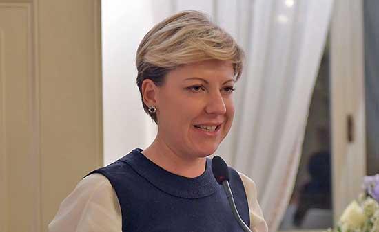 ANNA MARESCHI DANIELI presidnete confindustria udine 2018