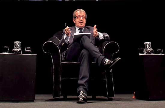 Festival economia 2011 Giovanni PERI Roberto MARONI Dario DI VICO Festival dell Economia Trento 03 giugno 2011 Hugo Munoz