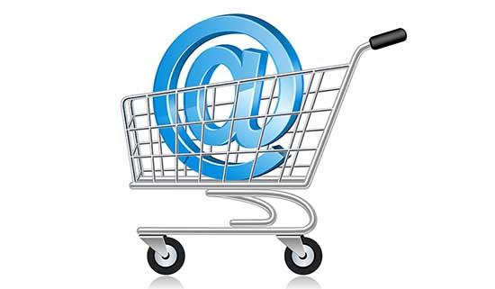 desertificazione commerciale commercio elettronico carrello spesa