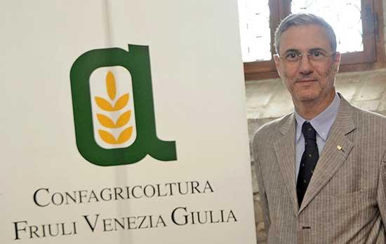 confagricoltura FVG Claudio Cressati