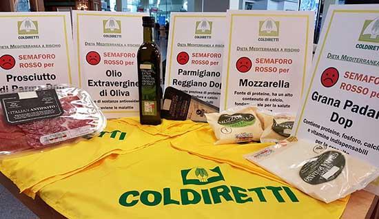 etichette semafoto prodotti dop italia bocciati