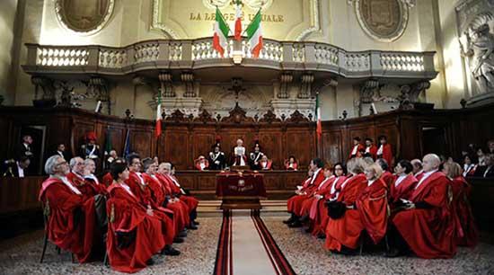 inaugurazione Anno Giudiziario bologna