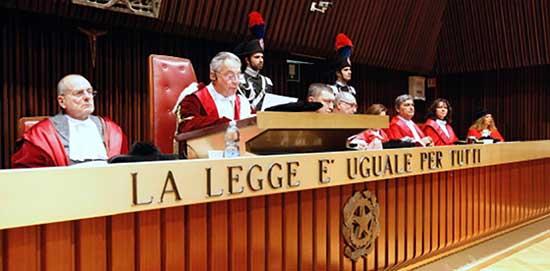 inaugurazione anno giudiziario fvg