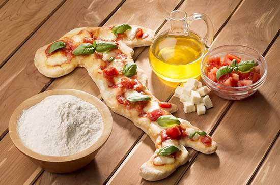 2018 anno del cibo italiano italia di pizza