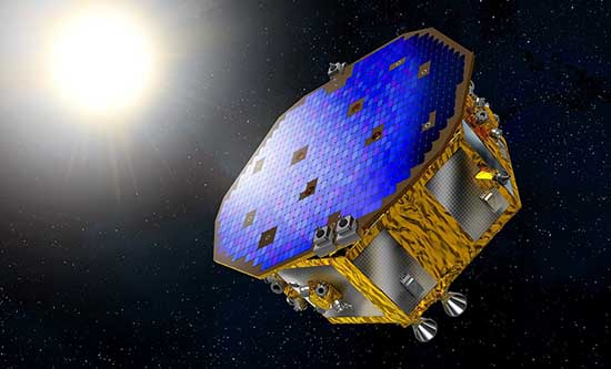 ESAArtist s impression of LISA Pathfinder