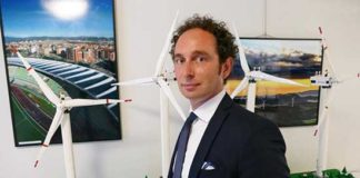 Michele Croce presidente agsm verona 2017