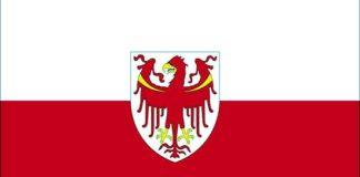 bandiera provincia bolzano