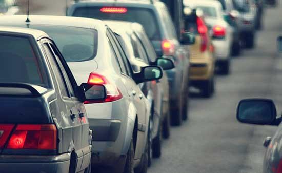 coda automobili traffico