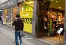 negozio porte sempre aperte