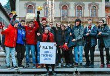 first lego league finale italia vincitrice squadra verona
