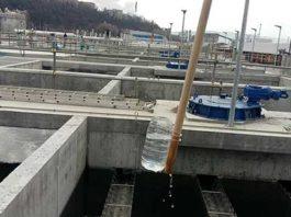 inaugurazione depuratore servola trieste acqua pulita