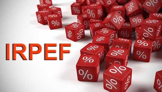 irpef percentuali