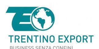 trentino export logo