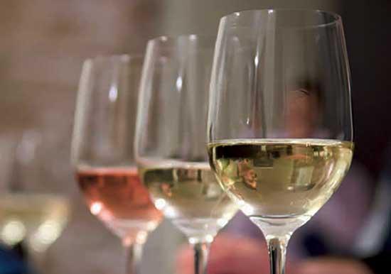 vino bicchieri