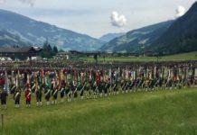 Schützen Alpenregionfest