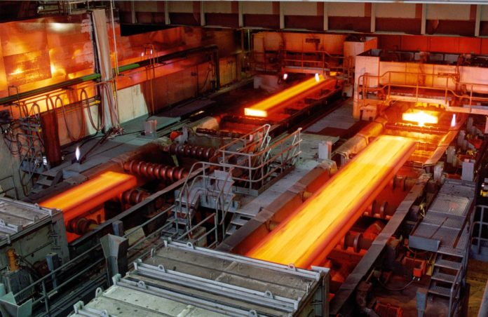 produzione siderurgica