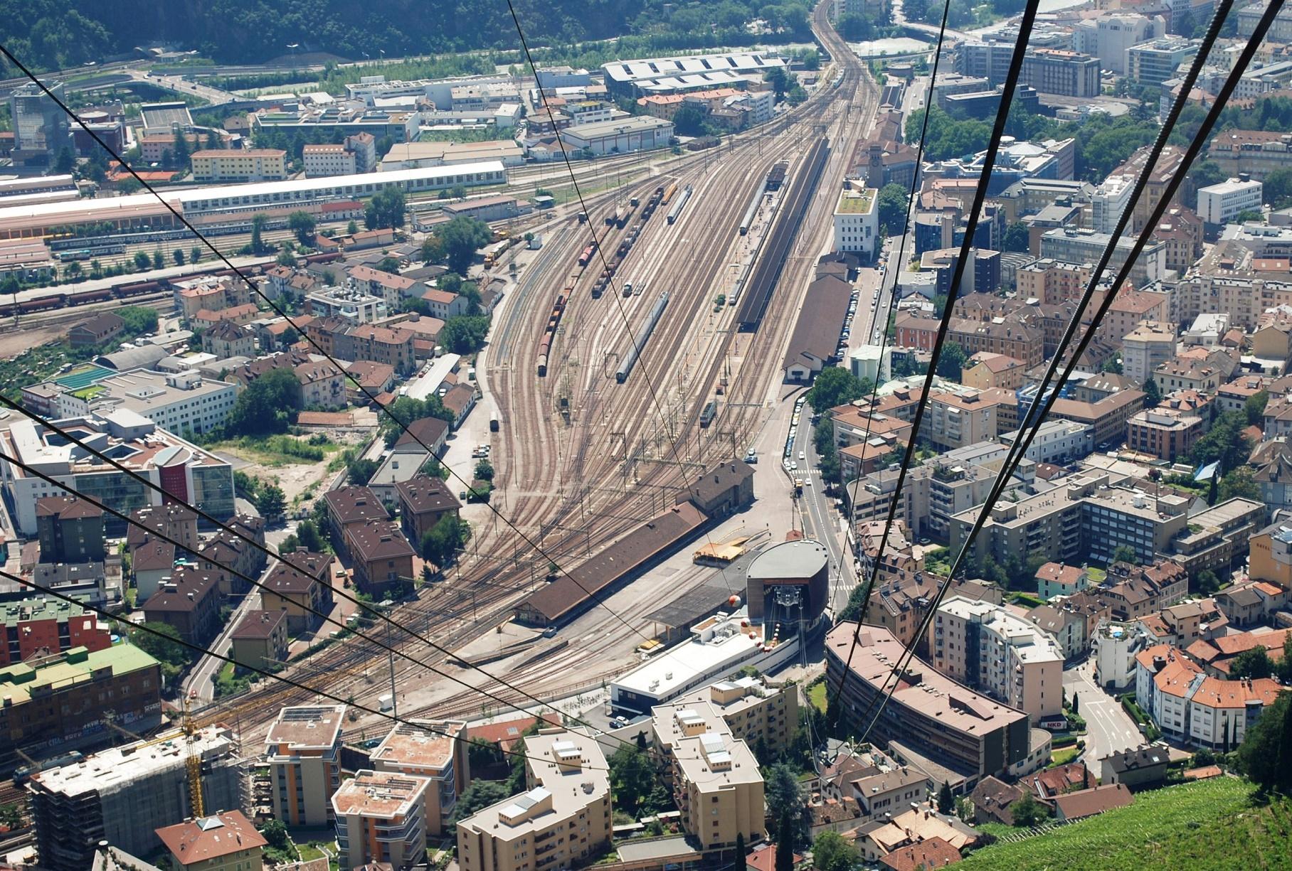 areale ferroviario