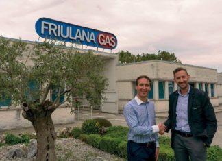 friulana gas nordest servizi