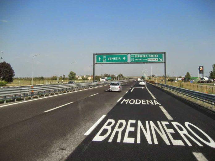 concessione autostrada del brennero