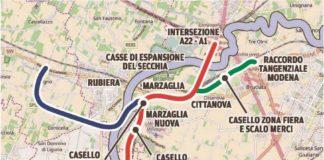infrastrutture in emilia romagna