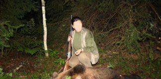 abbattimento fauna protetta dello Stato