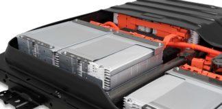 batteria per l'auto elettrica