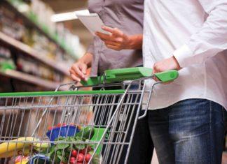 spesa delle famiglie italiane