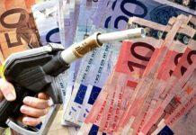 costo carburante italiano